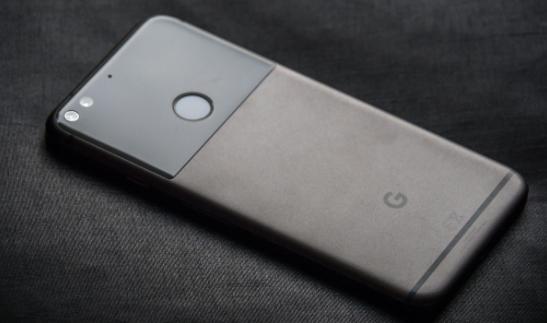 смартфон с большим экраном 2017 :Google Pixel XL