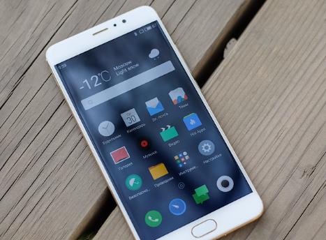 смартфоны с большим экраном и хорошей камерой: Meizu Pro 6 Plus