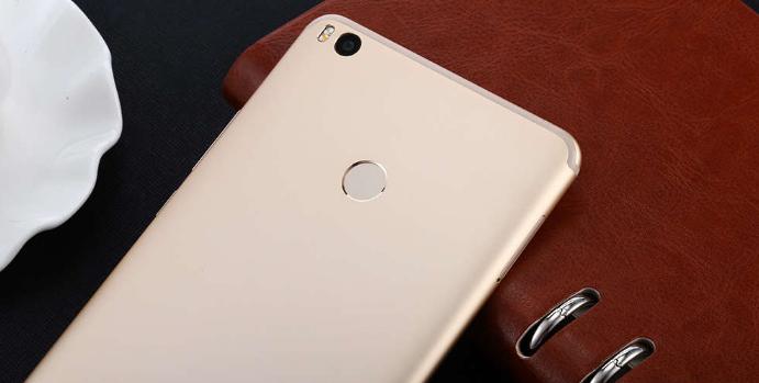 смартфон с самым большим экраном: Xiaomi Mi Max 2