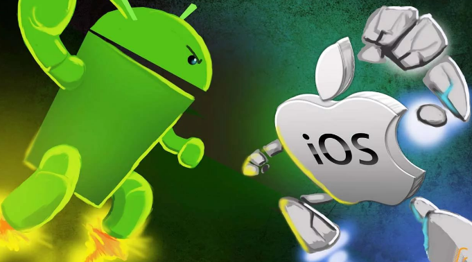 Android и iOS – два гиганта рынка