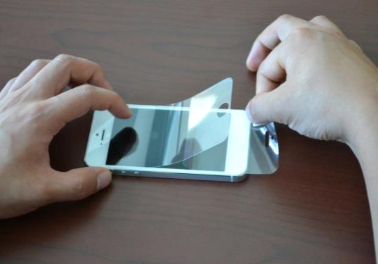 Защитное стекло для телефона своими руками 742