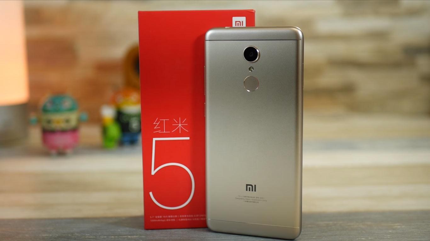 Обзор Xiaomi Redmi 5: полноэкранный король бюджетного сегмента?