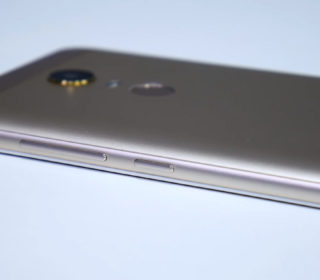 Дизайн Xiaomi Redmi 5 Plus