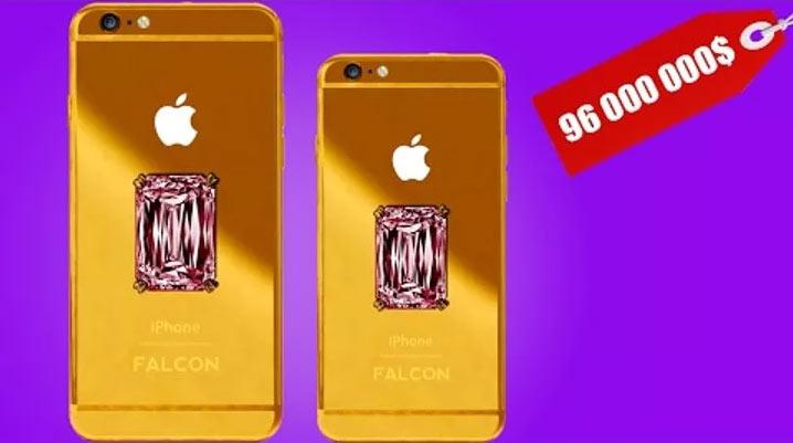 Топ-10 самых дорогих мобильных телефонов в мире