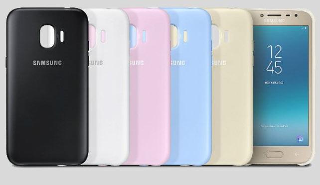 Samsung Galaxy J2 (2018) появился на официальном сайте компании