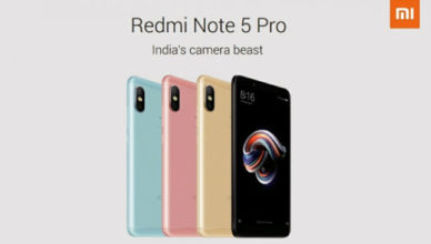 Характеристики и дизайн Redmi Note 5 и Note 5 Pro подтверждены официальными изображениями