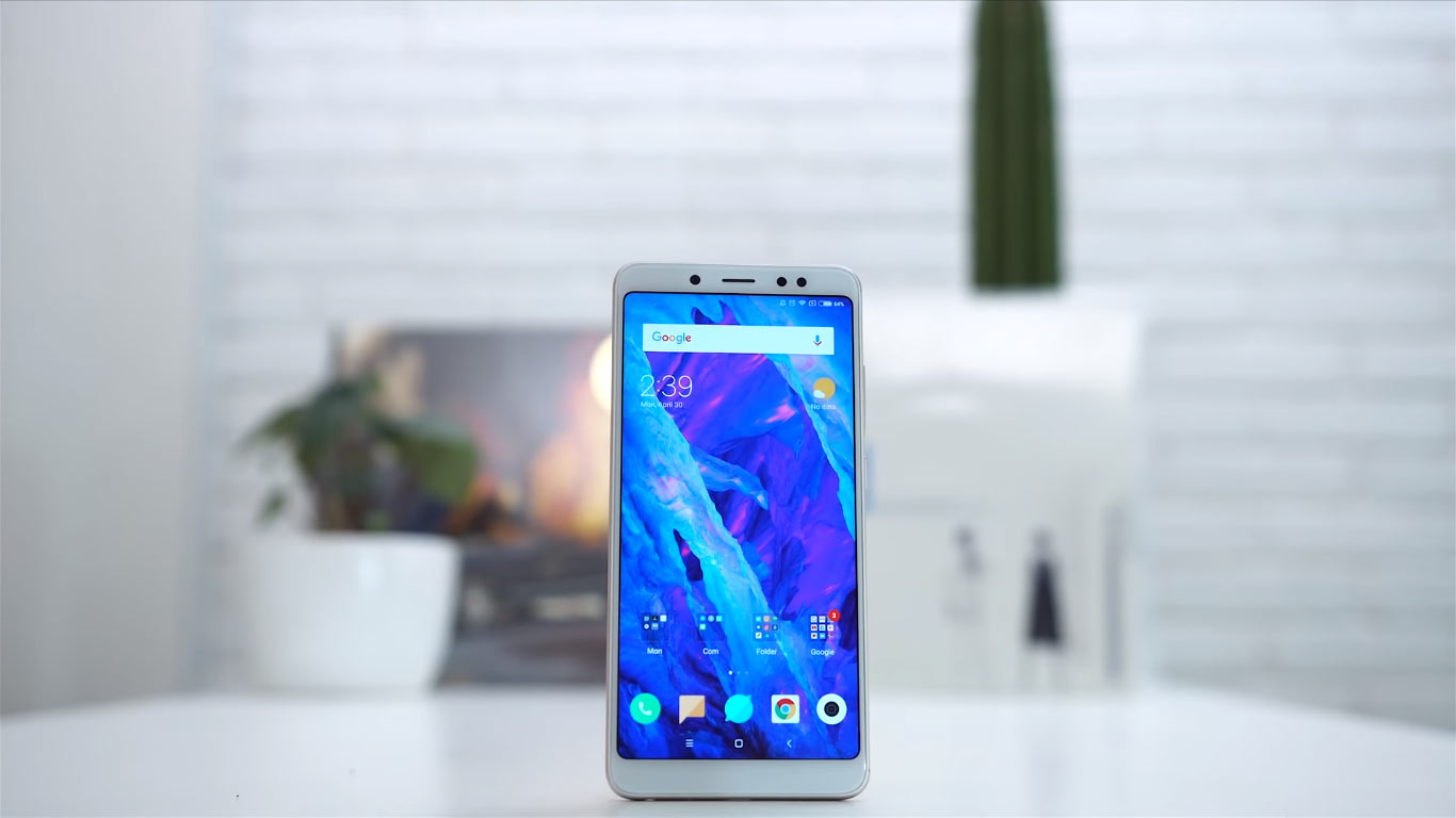 xiaomi redmi note 5 выход
