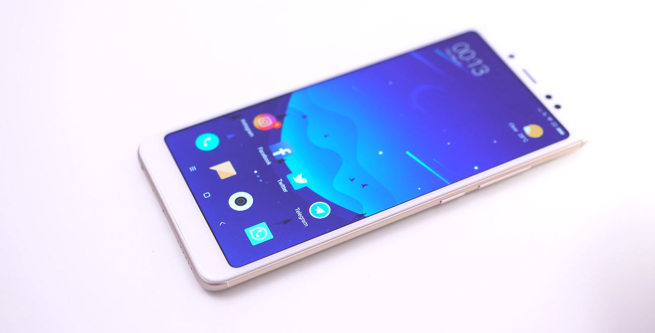 xiaomi redmi note 5 дата